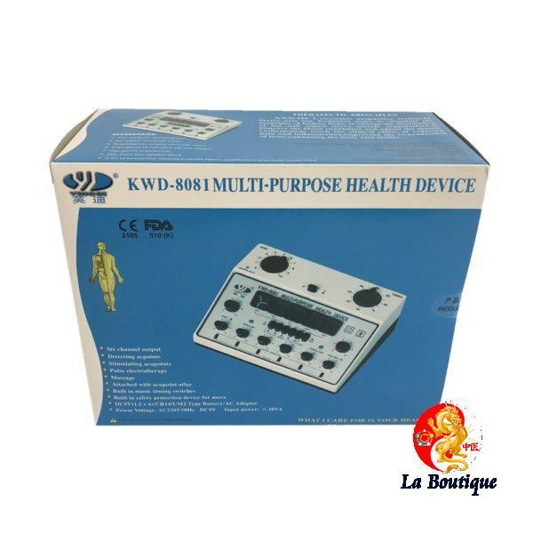 Stimulateur lectro Acupuncture polyvalent de marque YingDi KWD808 I 6 canaux de sortie 100 assurance qualit 1