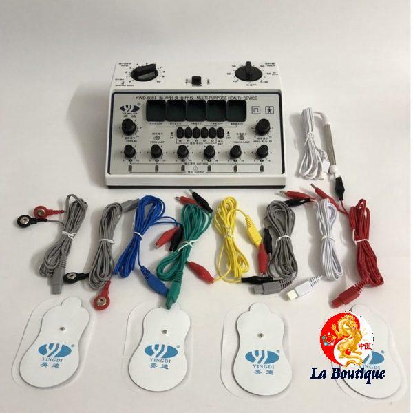 Stimulateur lectro Acupuncture polyvalent de marque YingDi KWD808 I 6 canaux de sortie 100 assurance qualit 3