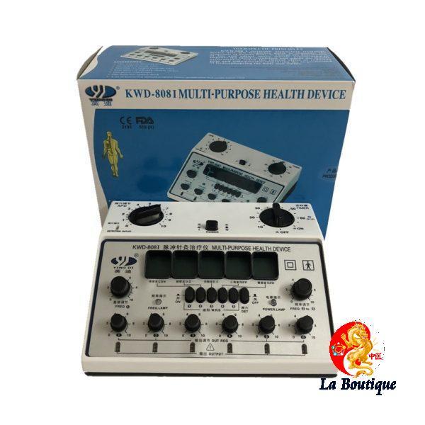 Stimulateur lectro Acupuncture polyvalent de marque YingDi KWD808 I 6 canaux de sortie 100 assurance qualit
